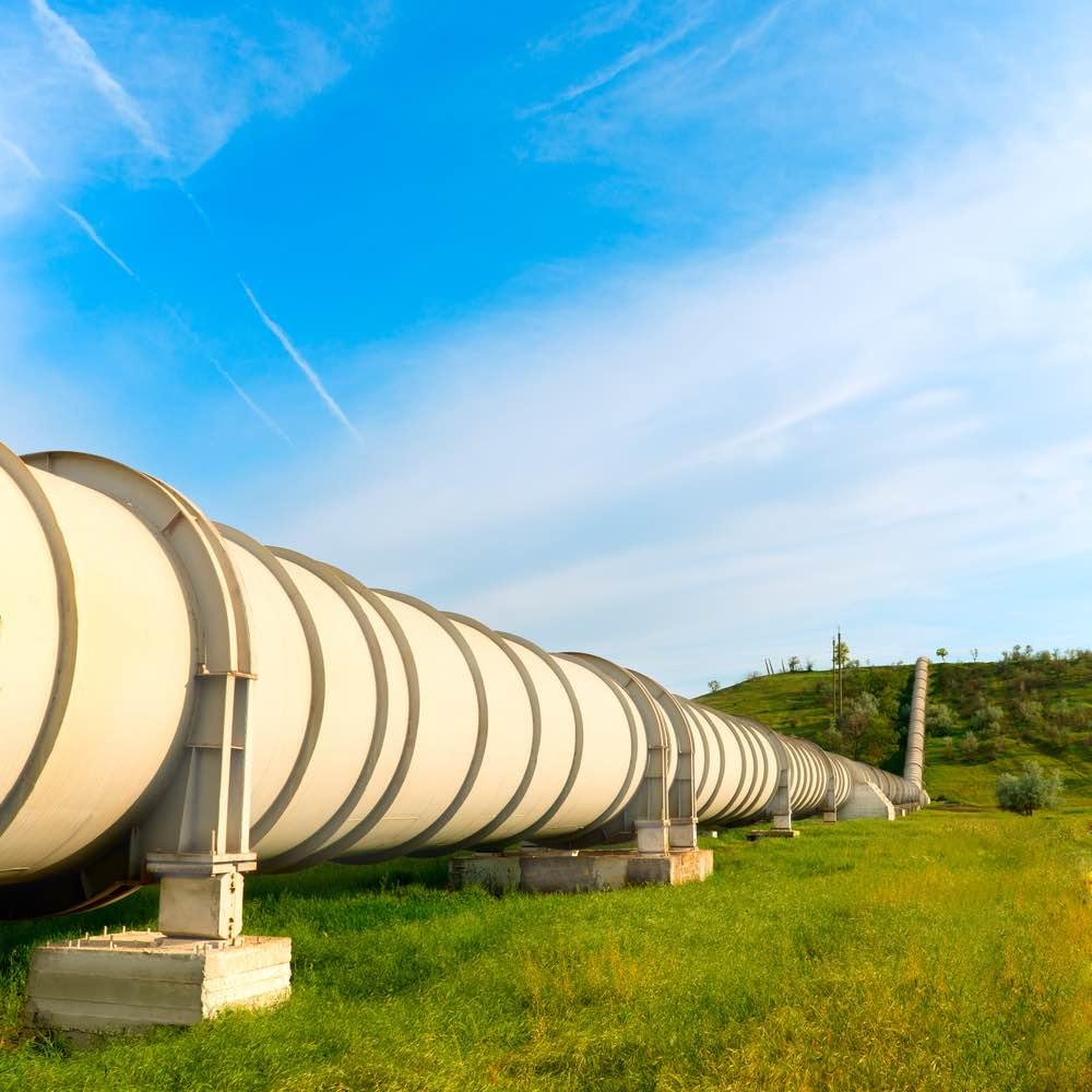 Se proyecta una red europea de gasoductos de hidrógeno para 2040
