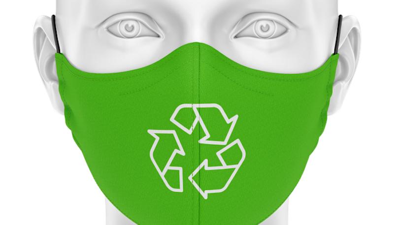 Pásate a las mascarillas reutilizables, una equivale a 90 mascarillas de usar y tirar