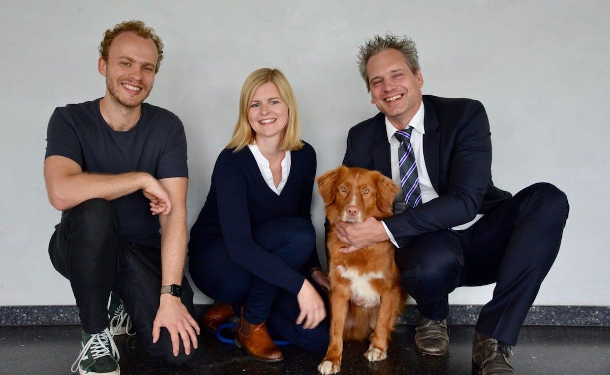 Perros adiestrados son capaces de detectar coronavirus con una tasa de acierto del 94%