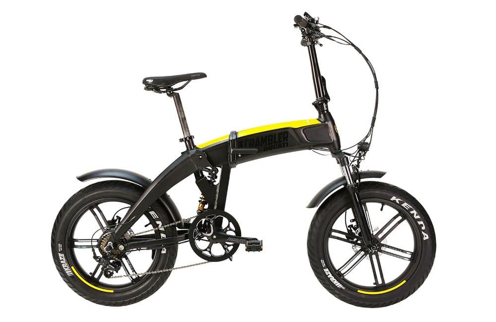 Ducati DUKEDOMS SCR-E SPORT