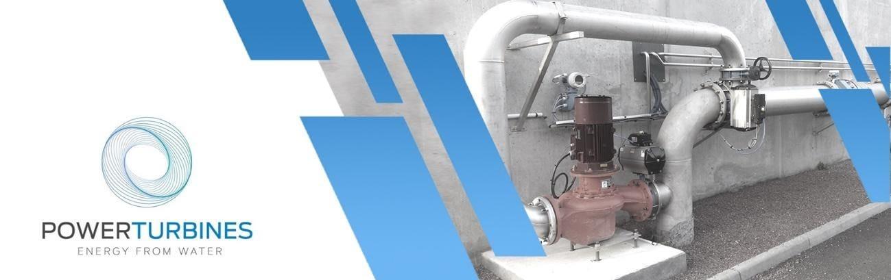 Microturbinas hidráulicas: ¿Dónde se pueden instalar? Ventajas