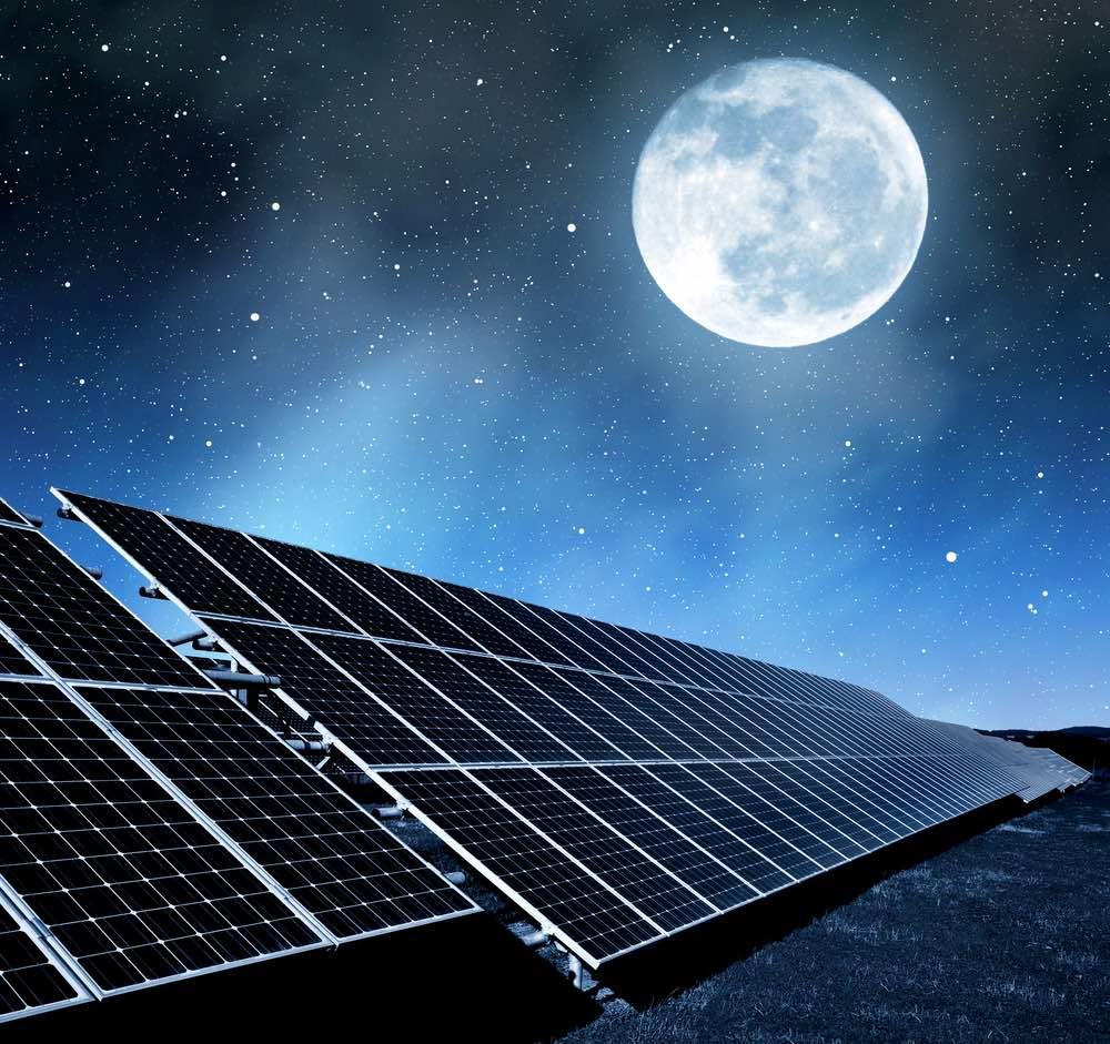 Paneles anti solares