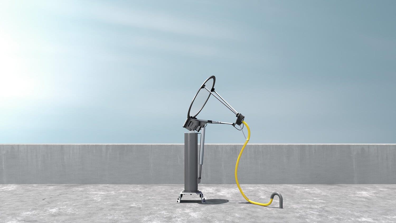 Sistema Usa Fibra óptica Para Llevar La Luz Del Sol A Cualquier Habitación Tu Casa