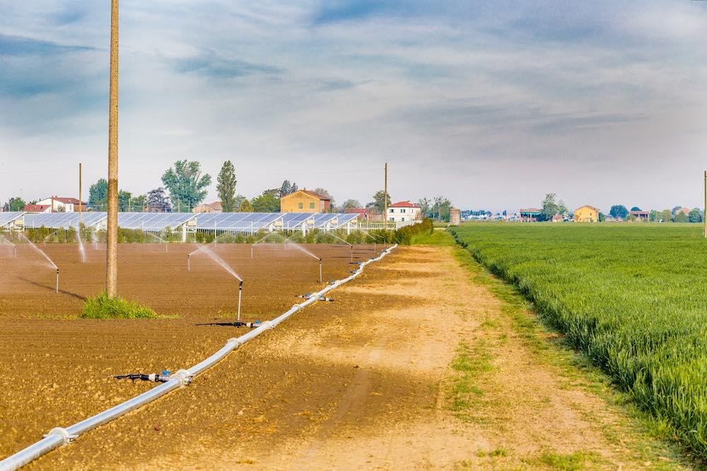Energía fotovoltaica para el riego