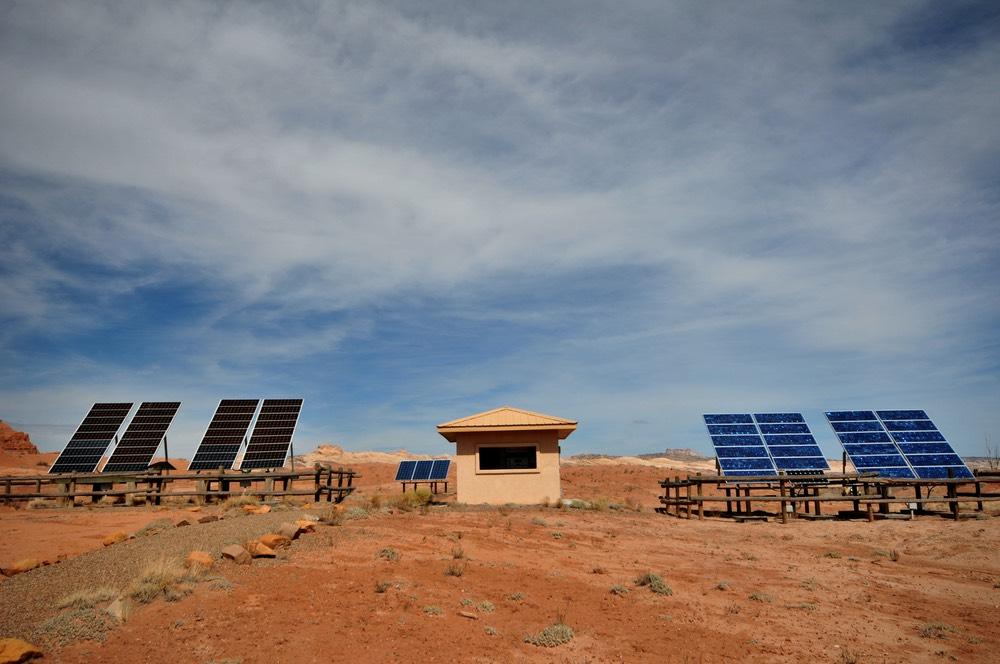 Sistema fotovoltaico Off-grid