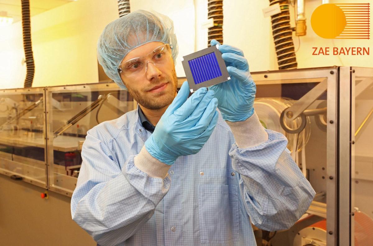 Científicos alemanes consiguen nuevos récords de eficiencia para módulos fotovoltaicos orgánicos