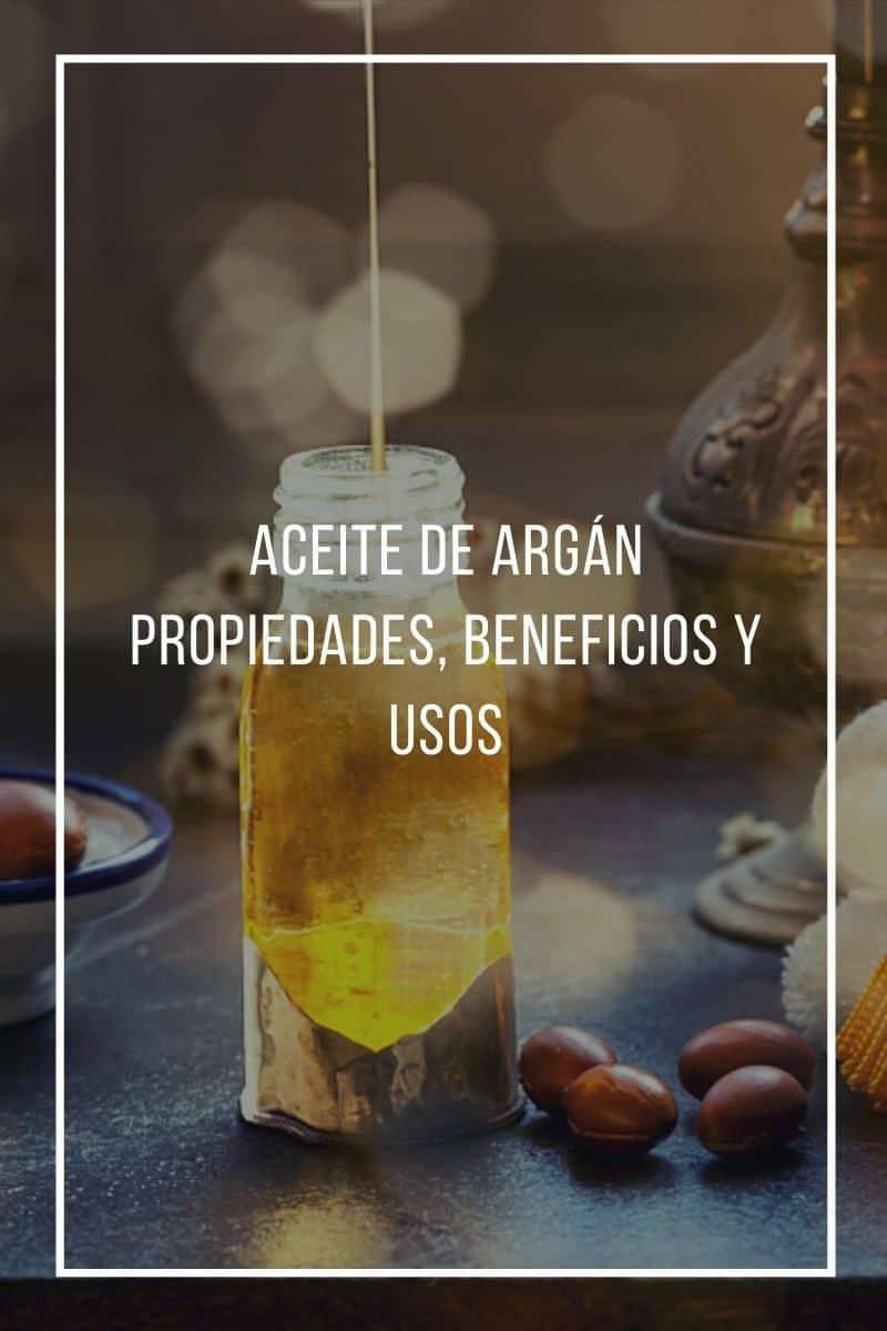 Propiedades beneficios y usos del aceite de argán