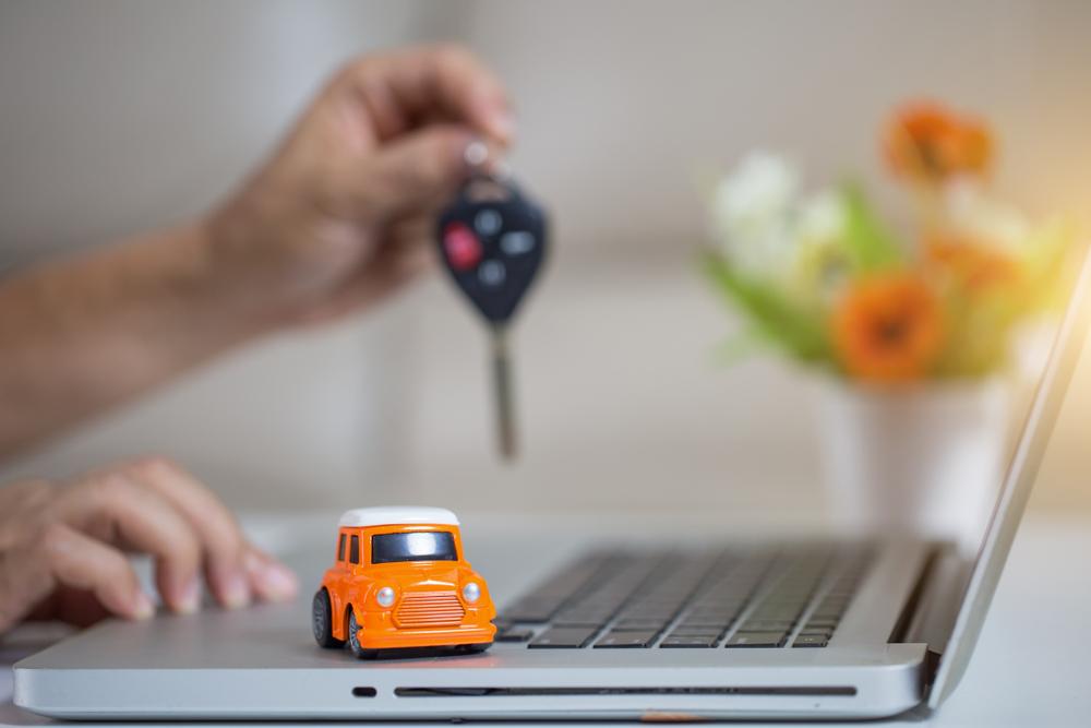 Transferencias online vehículos