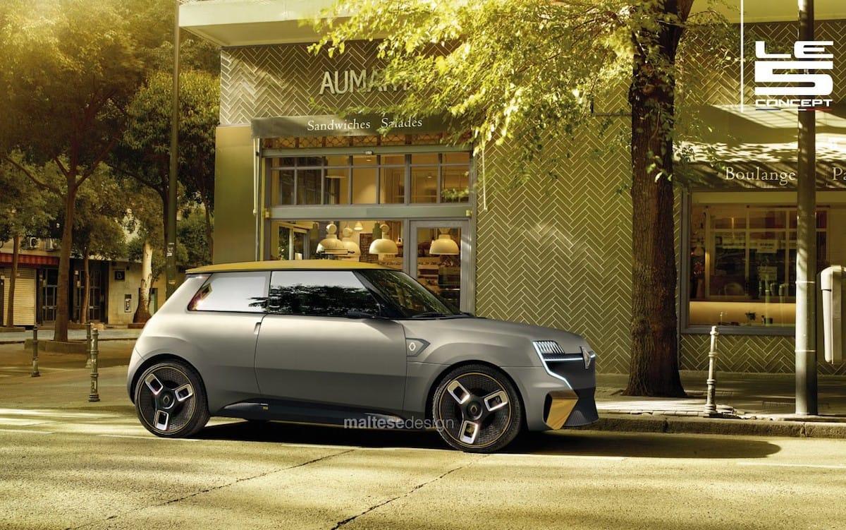 Renault-le-5-concept