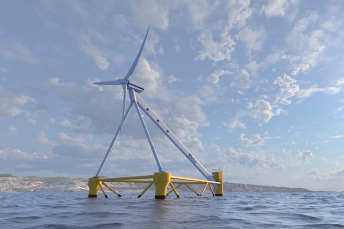 Plataforma-eolica-flotante-a-favor-de-viento