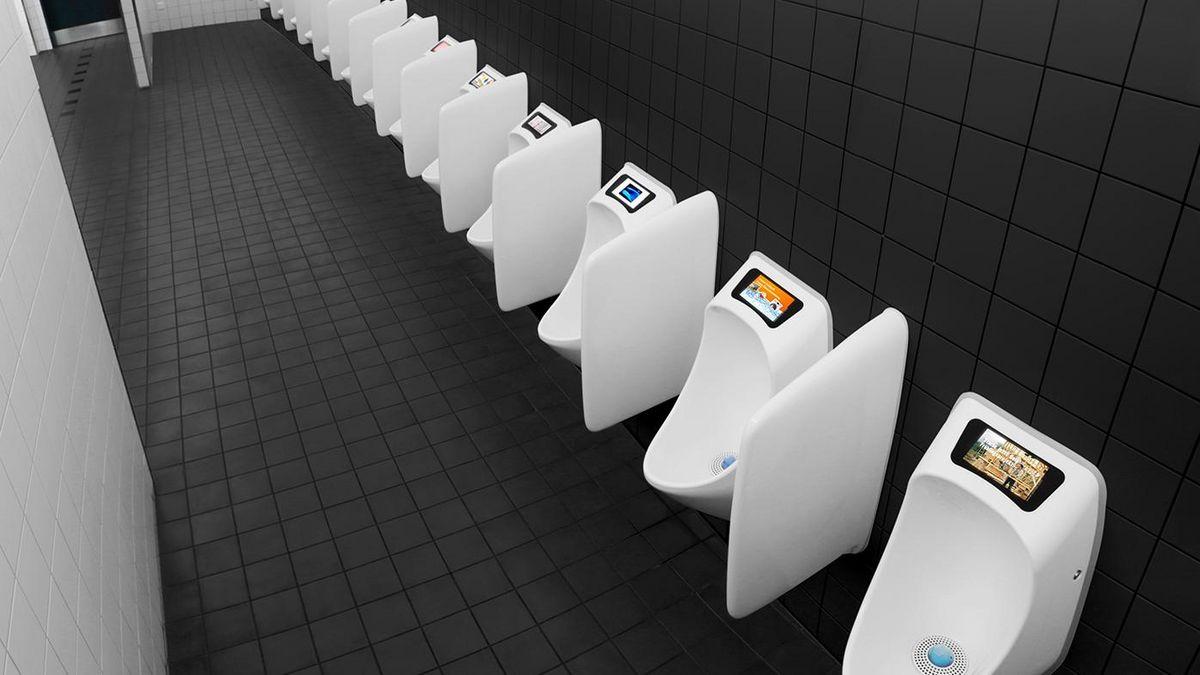 Urimat. Urinario sin consumo de agua ni productos químicos tóxicos