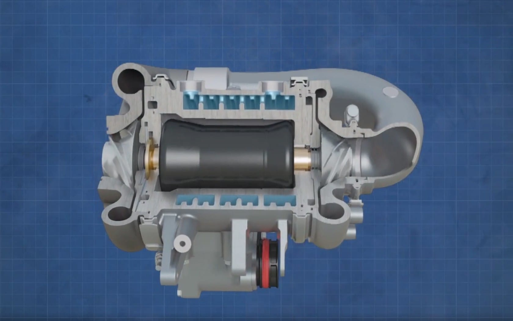 Turbo Eléctrico de Garrett, pilas de combustible un 40% más pequeñas con más potencia