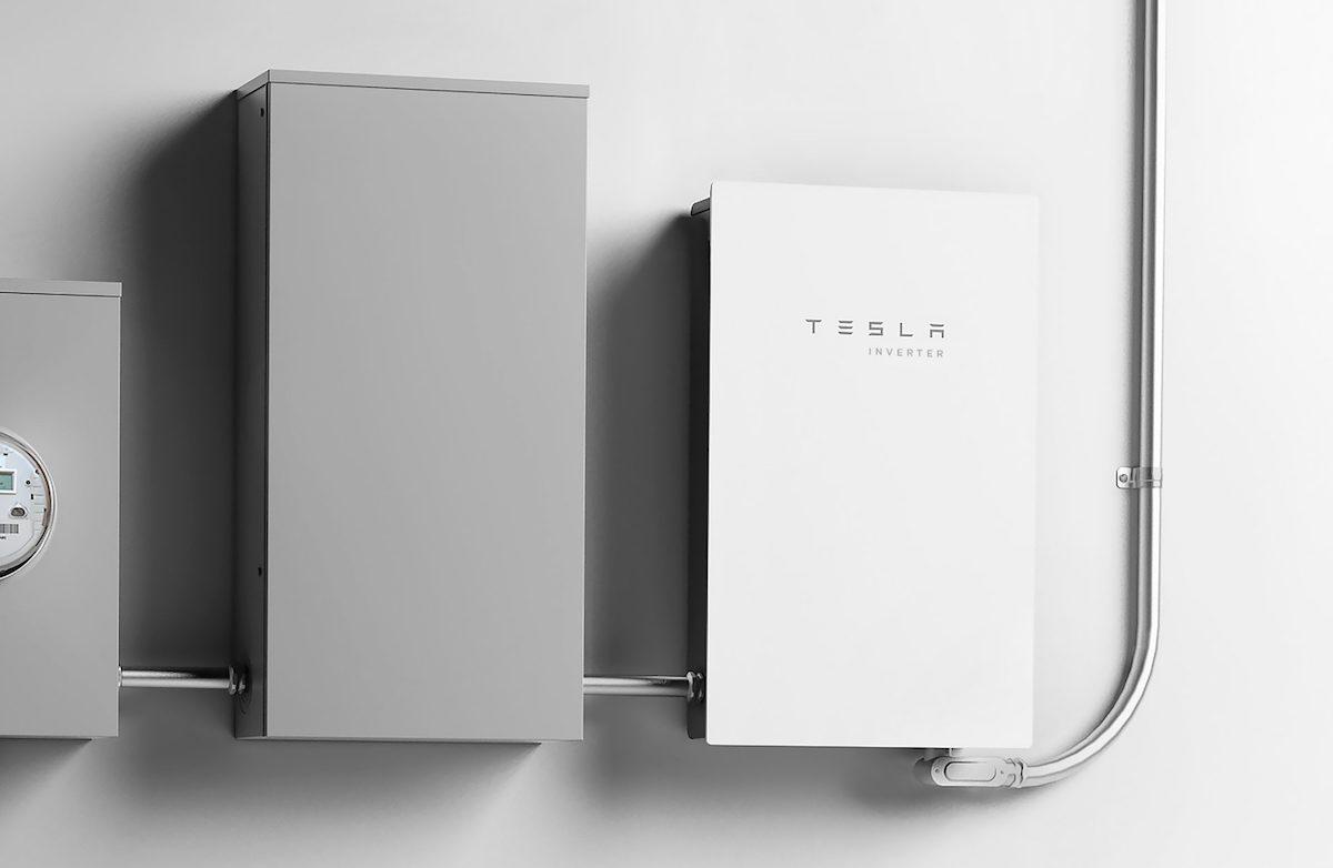 Tesla-solar-inverter