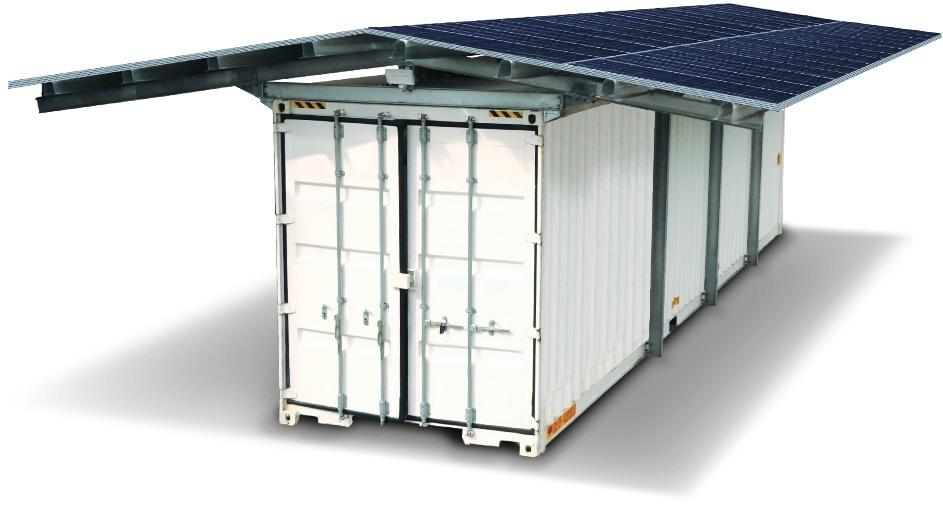 Cryosolar, cámara frigorífica solar autónoma para conservación de productos perecederos