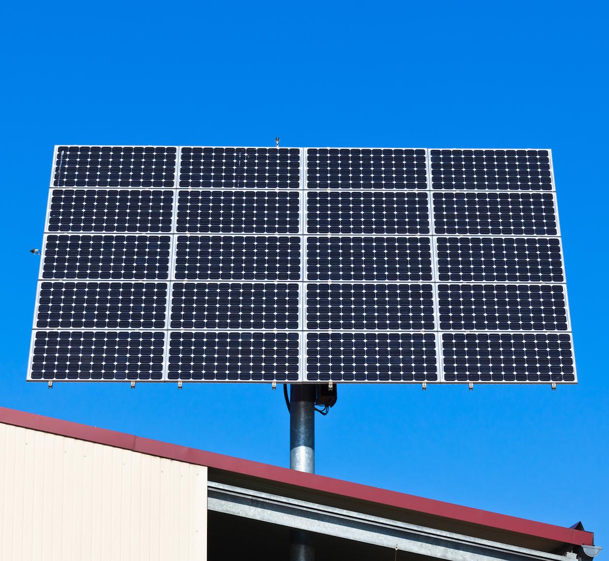 Seguidores solares: todo lo que necesitas saber